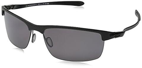 Oakley Lunettes de soleil Pour Homme OO9174 Carbon Blade - 917407: Matte Satin Black