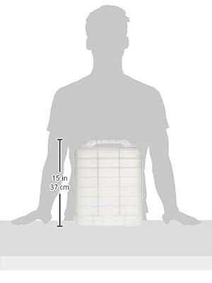 MAKARTT®Double Sides Nail Polish Holder for 48 Bottles