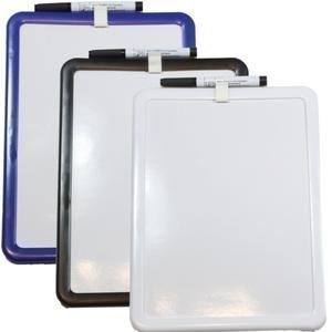 a4-panno-asciutto-magnetico-trasparente-pannello-con-penna-evidenziatore-cancella-scrittura-bianco-b