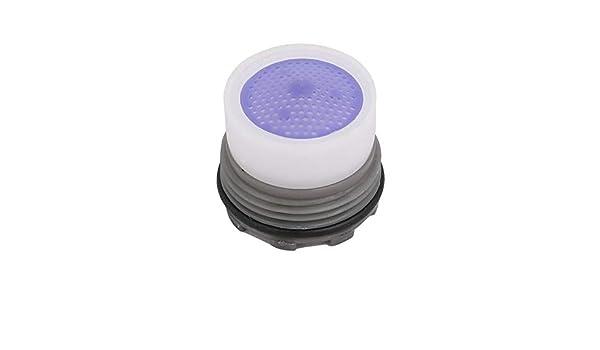 LAQI Accessoires pour robinets Filetage M16 ABS en Plastique ABS A/érateur Filtrer Filtre Filtrer Accessoires pour robinets laminaires
