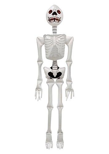 (Halloween Inflatable Skeleton Room Decoration 183cm Hohe)