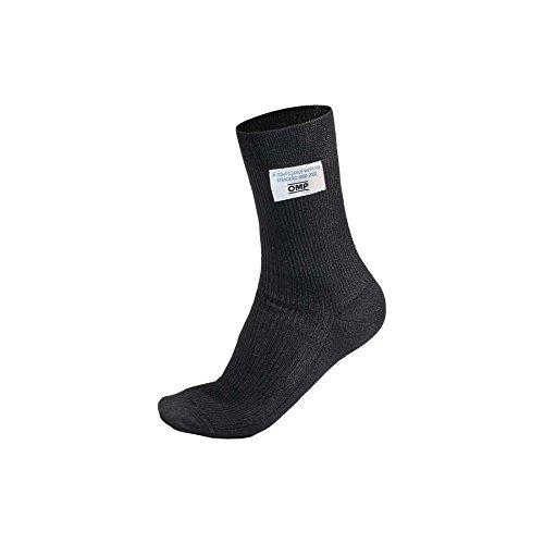PP Stuhlmatten ompiaa/724071s NOMEX Socken PP Stuhlmatten schwarz Größe S Lycra Covered Aramid