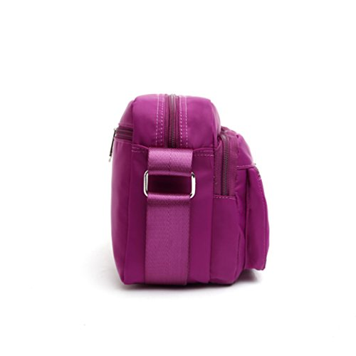 AOTIAN 4350, Borsa a zainetto donna Rosa D-LINGHTPINK small F-NAVY