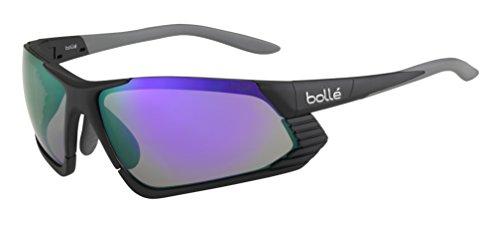 Bollé (CEBF5) Cadence Gafas, Unisex adulto, Negro (Matte), L