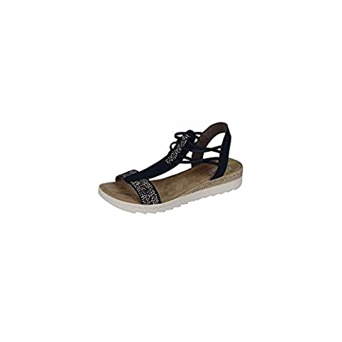 Rieker Damen Sandalette 38 EU