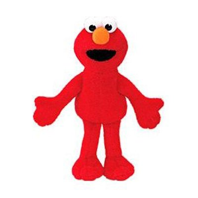 Sesame Street - Elmo With Mailable Box