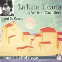 La luna di carta letto da Luigi Lo Cascio. Audiolibro. CD Audio formato MP3. Ediz. ridotta (Gold) por Andrea Camilleri