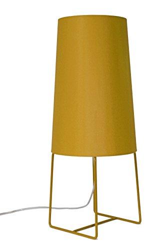 frauMaier - minisophie Tischleuchte - senfgold - Schalter - Felix S. Mack - Design - Wohnzimmerleuchte
