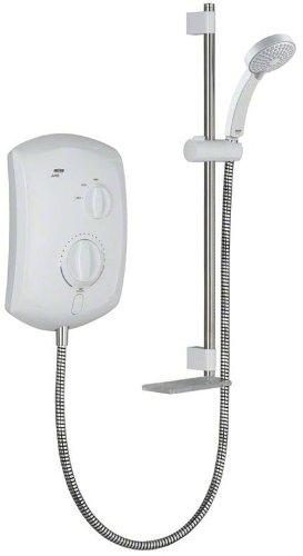 Mira Jump elektrischer Durchlauferhitzer mit Dusche, 8,5kW