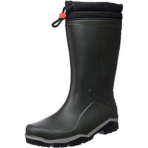 Dunlop Protective Footwear Unisex-Erwachsene Dunlop Blizzard Gummistiefel, Grün, 46 EU