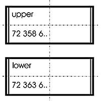 Rodamiento de varilla de pistón KS 77 752 630