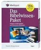 Das Bibelwissen Paket. CD-ROM für Windows 98/98SE/NT 4.0/ME/2000/XP