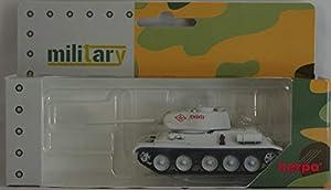 """Herpa 745796Vehículo Combate T de 34/85Invierno Tarnung Lucha para lening Cilindro de 1944"""""""
