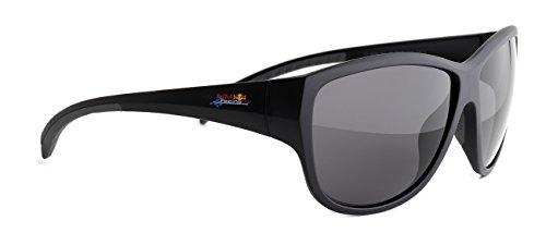Herren Sonnenbrille Red Bull Racing Eyewear NANI matt black/grey rubber