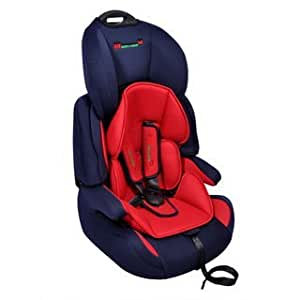 Finest Quality Harry and Honey Car Seat for Babies - Adjustable - Unbreakable Plastic, Finest Fabric