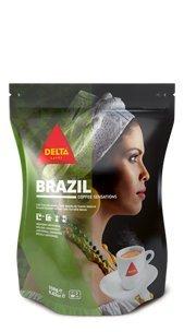 Delta Ground Roasted Coffee from BRAZIL for Espresso Machine or Bag 250g 31rzjoMMoyL