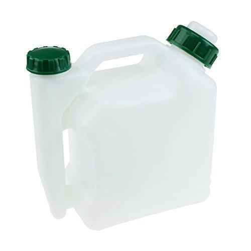2 Stroke Fuel Mixing Bottle 1 Litre Petrol Oil Mix Gauge 50:1 40:1 25:1 20:1 Comes with Handy Funnel 1L Test