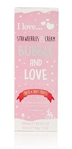 i-love-fresas-y-crema-y-amor-bano-de-burbujas-y-cuerpo-set-de-regalo-de-tratar