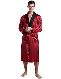 miglior servizio cd09d 36336 Amazon.it: vestaglia uomo seta: Abbigliamento