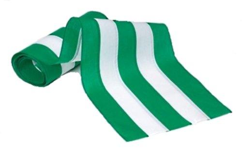 Independence Wimpelkette und Flagge, 5 Streifen, Baumwolle, Grün/Weiß/Grün 36-Inch