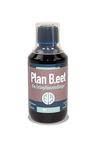 Plan B. EET Bio Engrais plantes vertes, marron, 5,5 x 5,5 x 14 cm