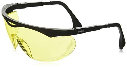 Uvex by Sperian 763-S1902 Uvex Schutzbrille Skyper Black Frame
