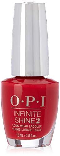 OPI Infinite Shine – Esmalte de Uñas Semipermanente a Nivel de una Manicura Profesional Tonos Rojos – 15 ml