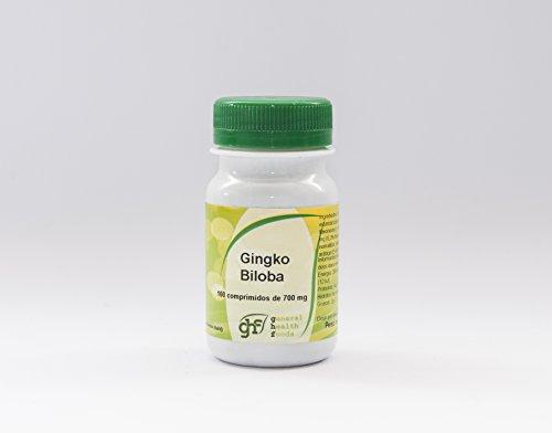 GHF - GHF Ginkgo Biloba 100 comprimidos 700 mg