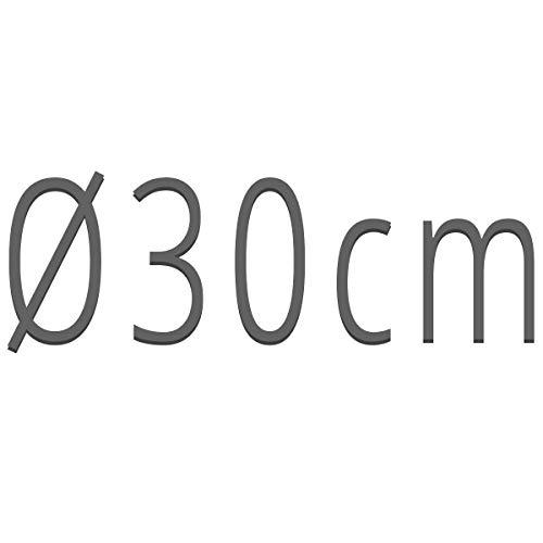 IR Experten Sackkarrenrad Gummi-Luftreifen als Ersatzrad pannensicherer Luft-Reifen f/ür Schubkarre /& Bollerwagen bis 136kg /Ø 260 mm 4.10//3.50-4 16mm Achse