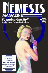 Nemesis Magazine #5: Featuring Gun Moll in Angel with No Hands (English Edition)