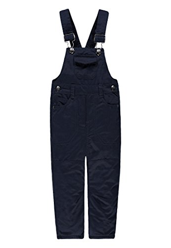 Kanz Jungen Hose Latzhose Blau (Navy Blazer 3105), 86