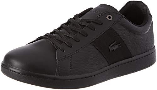 Lacoste Herren Carnaby Evo 119 5 SMA Sneaker, Schwarz Black 02h, 42 EU