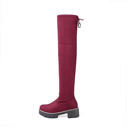 BalaMasa  Abl09416, Sandales Compensées femme red