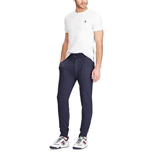 Ralph Lauren T-Shirt Round Neck Custom Slim Fit (XXL, White) - Polo Ralph Lauren Outlet