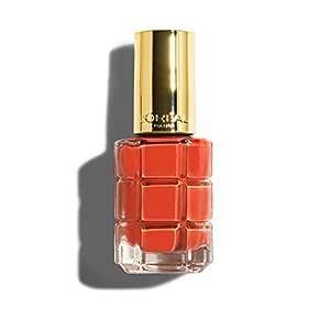 L'Oreal Paris L'Huile Nail Paint, 224 Rose Ballet, 13.5ml