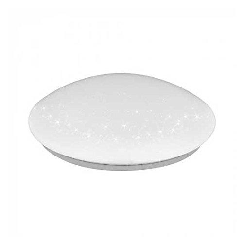 Dome Deckenleuchte (V-TAC vt-8062Deckenleuchte LED Dome 12W Naturweiß 4000K Kreissägeblatt Sternenhimmel IP20–SKU 1374)
