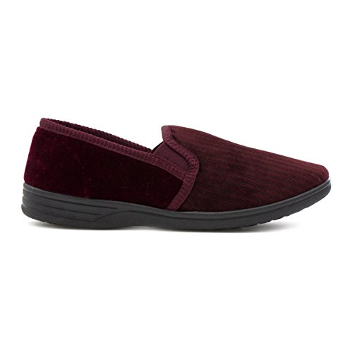 The Slipper Company , Chaussons pour homme red