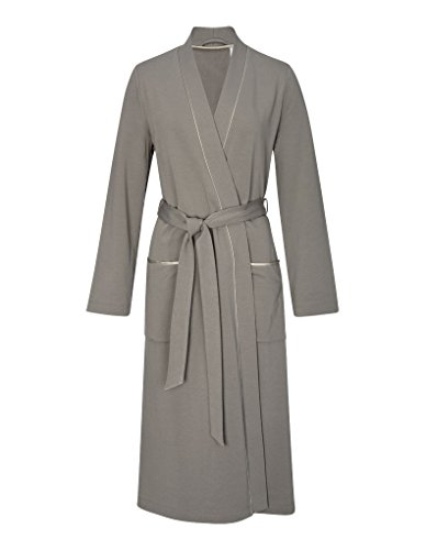 Rosch 1173590-11389 Women's Brown Modal Dressing Gown Bath Robe Robe 42 (Womens Roben Modal)