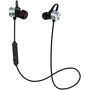 824c113ff37 Bluetooth Earphones, KOOHO E1 Bluetooth Wireless Lightweight Sports  Headphones, Magnetic In-ear, HD Stereo, IPX6 Waterproof, CVC 6.0 Noise  Cancelling Mic, ...