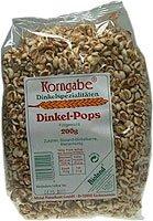 Korngabe Bio Dinkelpops mit Honig (2 x 200 gr) (Honig Cornflakes)