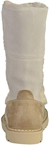 Birkenstock Nuuk Damen Stiefel Weiß(Offwhite)