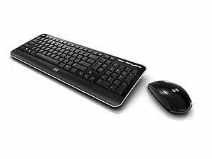 Hp Wireless Keyboard & Mouse - AZERTY