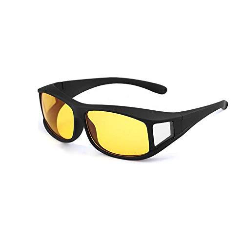 KoKoBin Polarisierte Nachtsichtbrillen Blendschutz Nachtfahrbrille