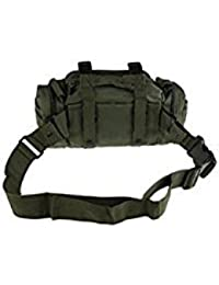 Tradico® Outdoor Utility Tactical Waist Pack Pouch Military Camping Hiking Bag Green