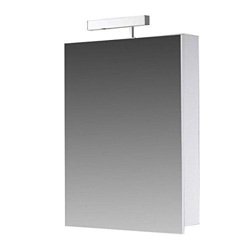 Spiegelschrank flach - 40 cm