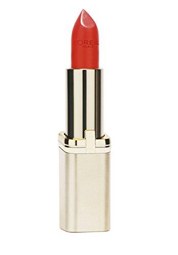 L'Oréal Paris Color Riche Lippenstift, 115 Coral Red - Lip Pencil mit edlen Farbpigmenten und...