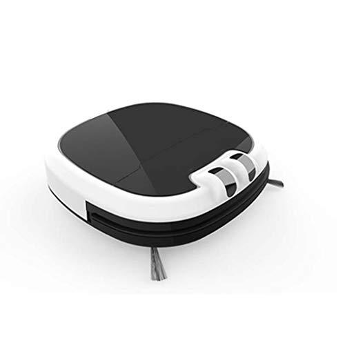 LHYCM Intelligente Robot di spazzamento, WiFi Control Home Automatico Intelligente aspirapolvere Slim Pulizia Macchina di Supporto a Terra