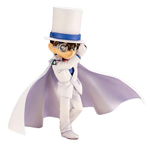 Yingjianjun Detective Conan Case Closed Conan Edogawa Jimmy Kudo Nendoroid Figura de acción de Aproximadamente 5,7 Pulgadas