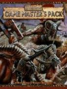 Warhammer Fantasy Roleplay Game Master's Pack by Green Ronin (2005-05-17)