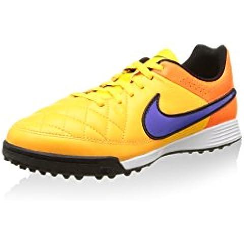 Nike Jr Tiempo Genio Leather Tf - - Unisex Niños